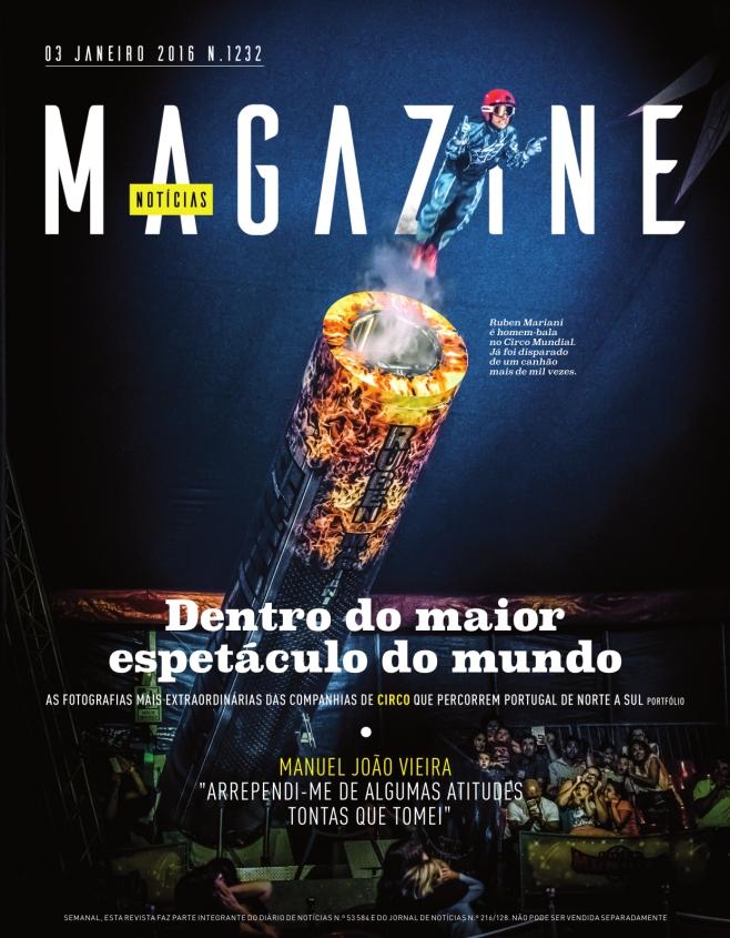 Noticias Magazine capa 3jan2016